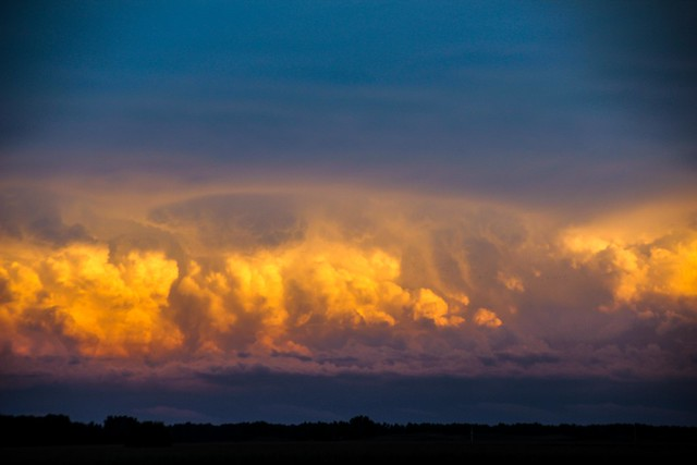 083114 - Evening Nebraska Storm Cells