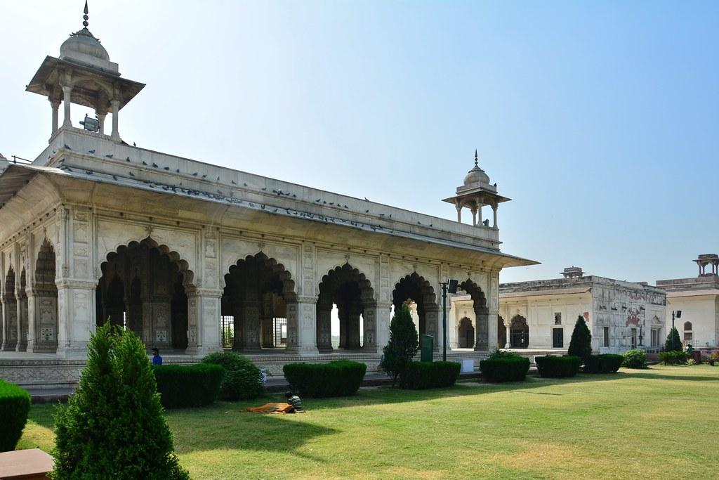 Diwan E Khas -Red Fort |New Delhi II | Moghul architecture