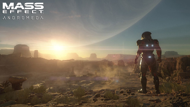 Can Mass Effect Andromeda Forge A New Path For Bioware & EA?