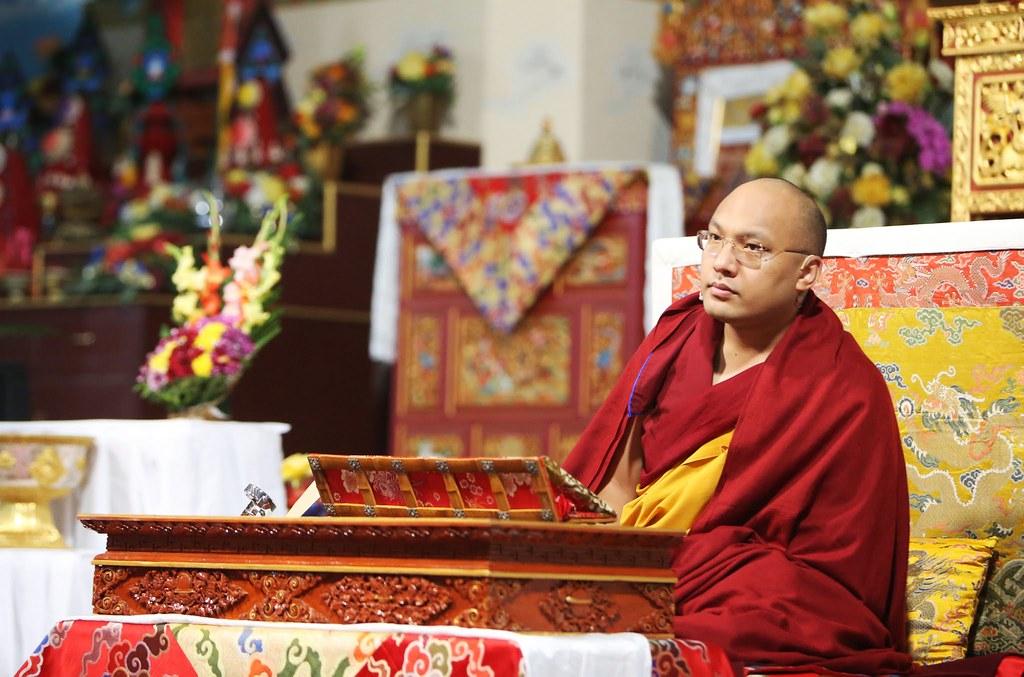 2016.01.20 Developing Genuine Bodhichitta: The Gyalwang Karmapa Continues His Discussion on the 6th Day of Arya Kshema Teachings