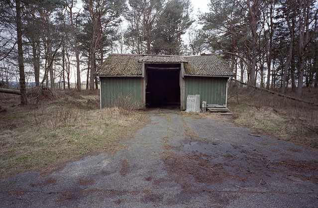 Abandoned military camp 1