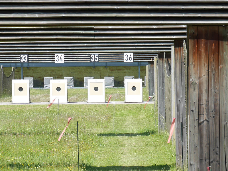 The 50m range in Munich