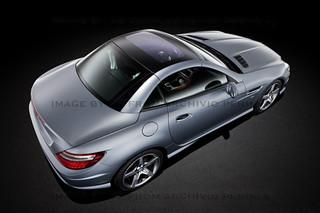 Mercedes-Benz 2011 SLK