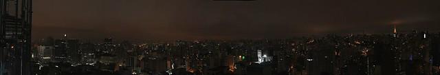 Downtown City night - São Paulo