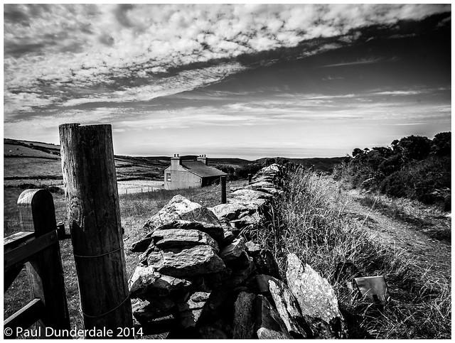 Sea View, Cregneash, Isle of Man.