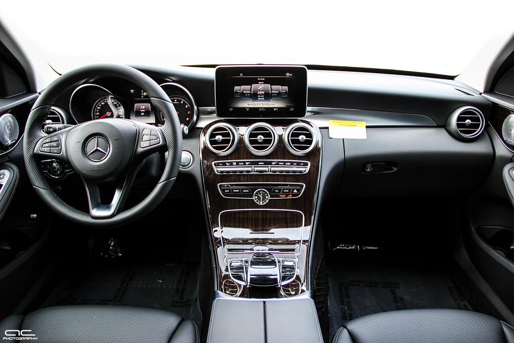 2015 Mercedes-Benz C300 Interior! | Photo taken at the Vin ...