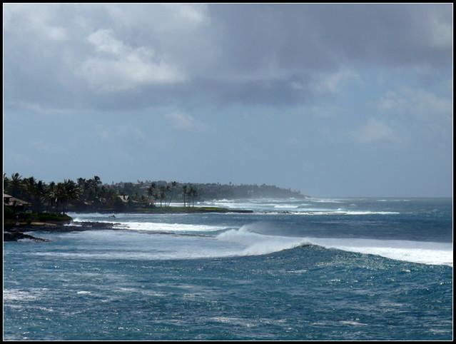 Kauai south coast