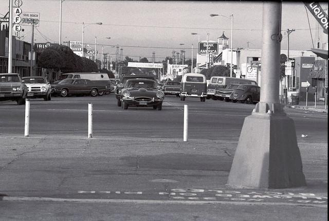 Seal Beach Main Street early 1970s