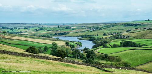 uk summer england water landscape europe bradford britain yorkshire july reservoir 2014 ponden bronteway brontecountry jstevesw samsungnx20