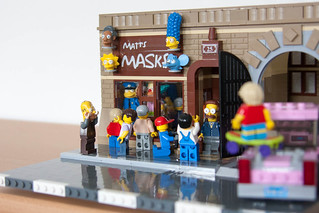 Matt's Masks front from the right | by cimddwc