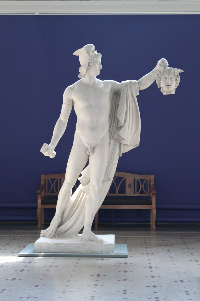 Antonio Canova Perseus With The Head Of Medusa 1806 Flickr
