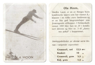 Ola Moon (1904-1978)