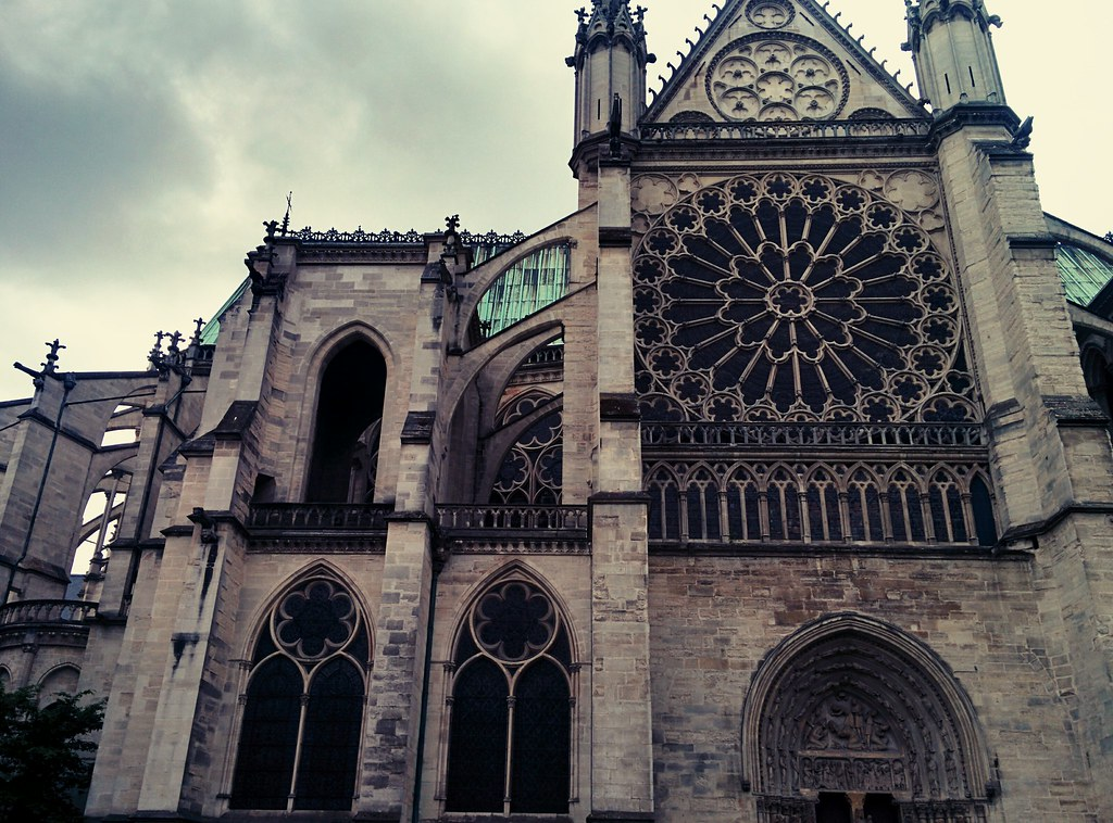 Paris Medieval cathedrals, churches and chapels | Rebecca