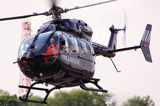 Eurocopter EC-145 - RIAT 2013 | by Airwolfhound