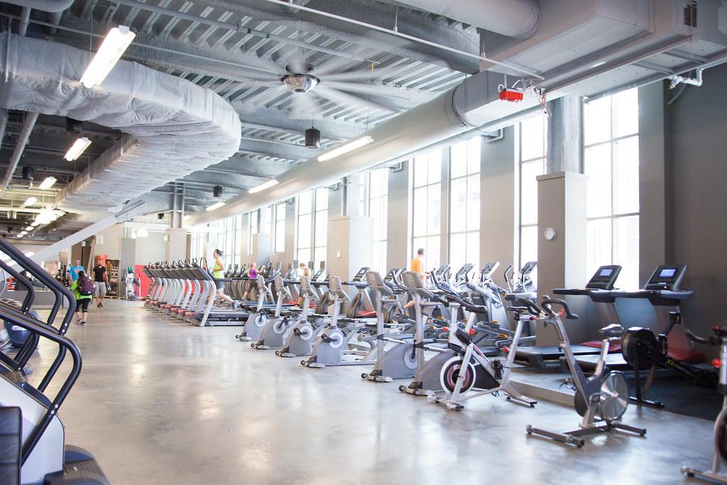 health fitness routine