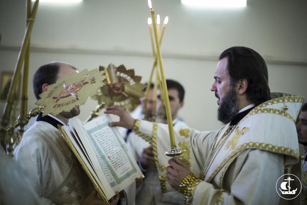 18 августа 2014, Преображение Господне / 18 August 2014, Transfiguration of Jesus