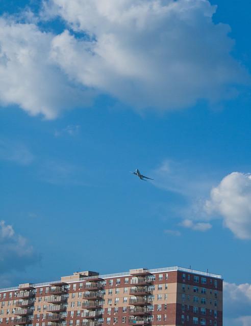 Rockaway Beach Takeoff