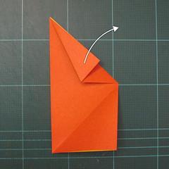 การพับกระดาษเป็นรูปปลาคาร์ฟ (Origami Koi Fish) 004