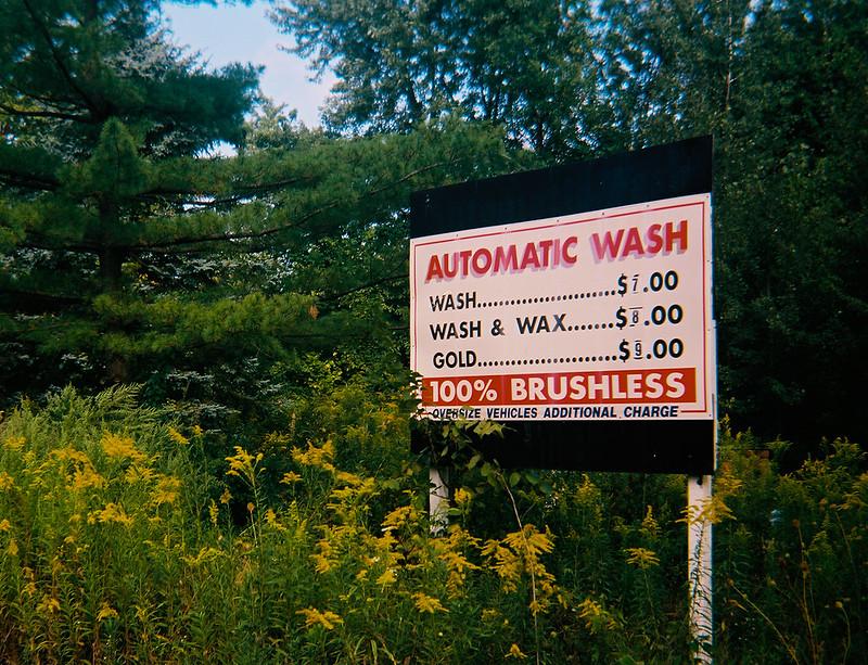 Automatic Wash