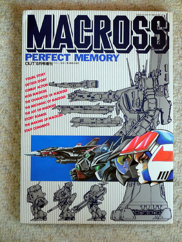 Macross Perfect Memory | by stevethefishdotnet