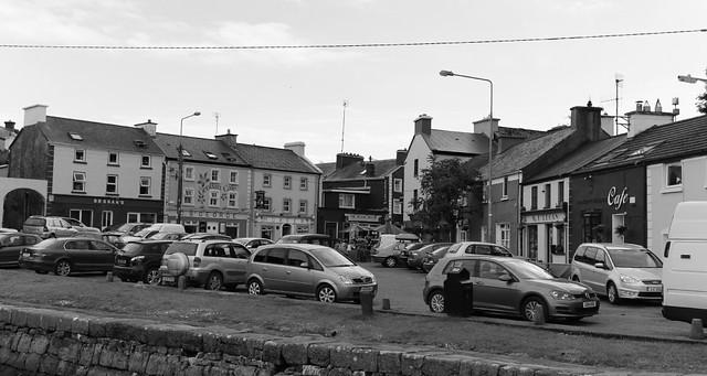 The heart of Kinvara, Ireland