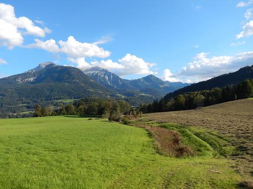 Onderweg naar Berchtesgaden