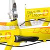 339-312-KHS-功學社F-16D-鋁合金16吋折疊單車6速-黃色(2014)(不二價)-7
