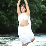 Meghana Raj Hot Stills In Jakkamma