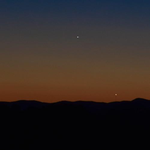 theredhorseinn sunset blueridgemountains romanticview greenville sc landrum