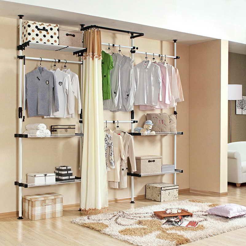 Smart Closet Organization Ideas For Good Looking View