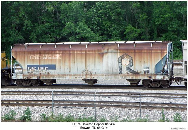 FURX Covered Hopper 815437