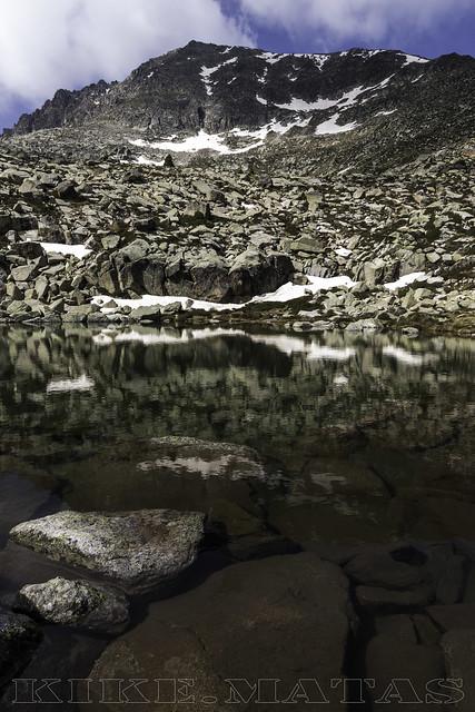 Estanyola d'Emportona (Principat d'Andorra)