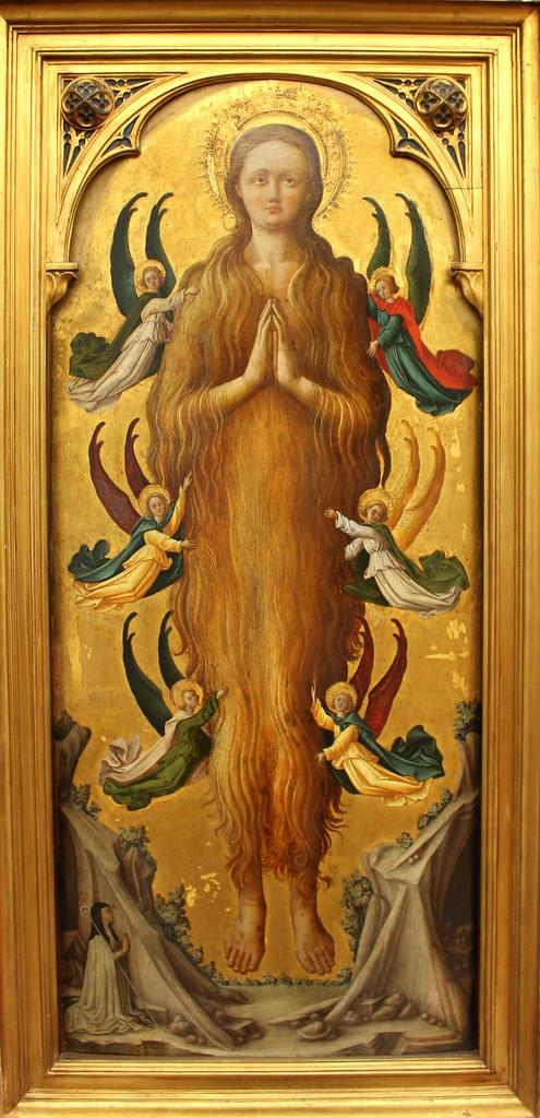 Вознесение Марии Магдалины