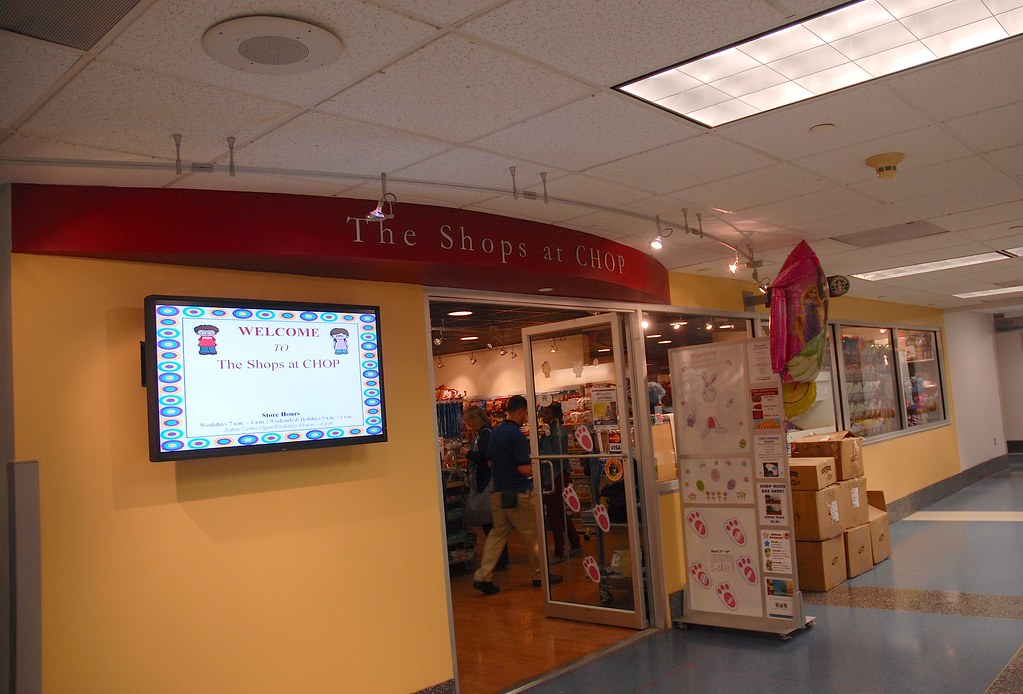 The Children's Hospital of Philadelphia (CHOP) - Museums & More