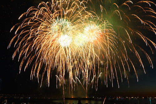 Celebration of Light 2014 - July 26 USA | by GoToVan
