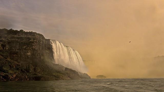 Niagara falls. Ontario, Canada