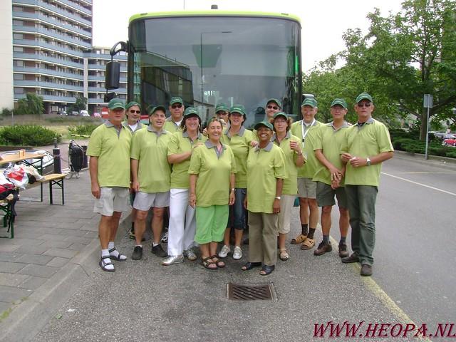 2007-07-16 Startbewijs op halen en vlaggen parade. (13)
