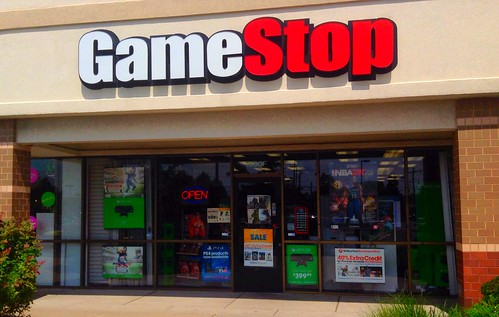 GameStop | by JeepersMedia