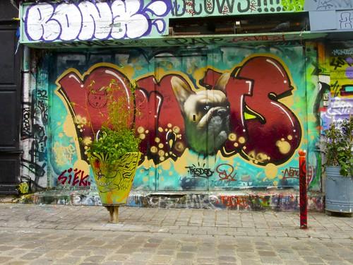 Street art | by Fred Azarty