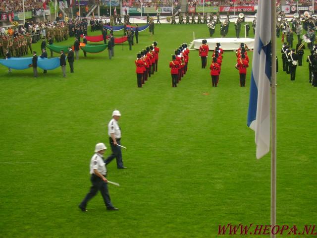 2007-07-16 Startbewijs op halen en vlaggen parade. (85)