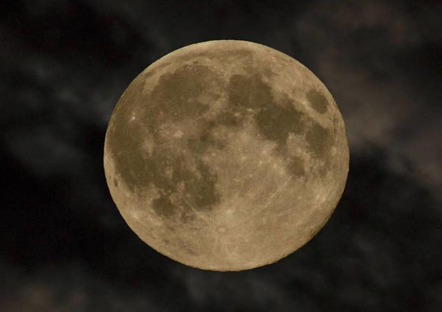 Agosto 2014 : La Super Luna.