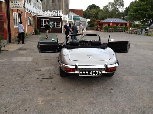 Jaguar E Type V12