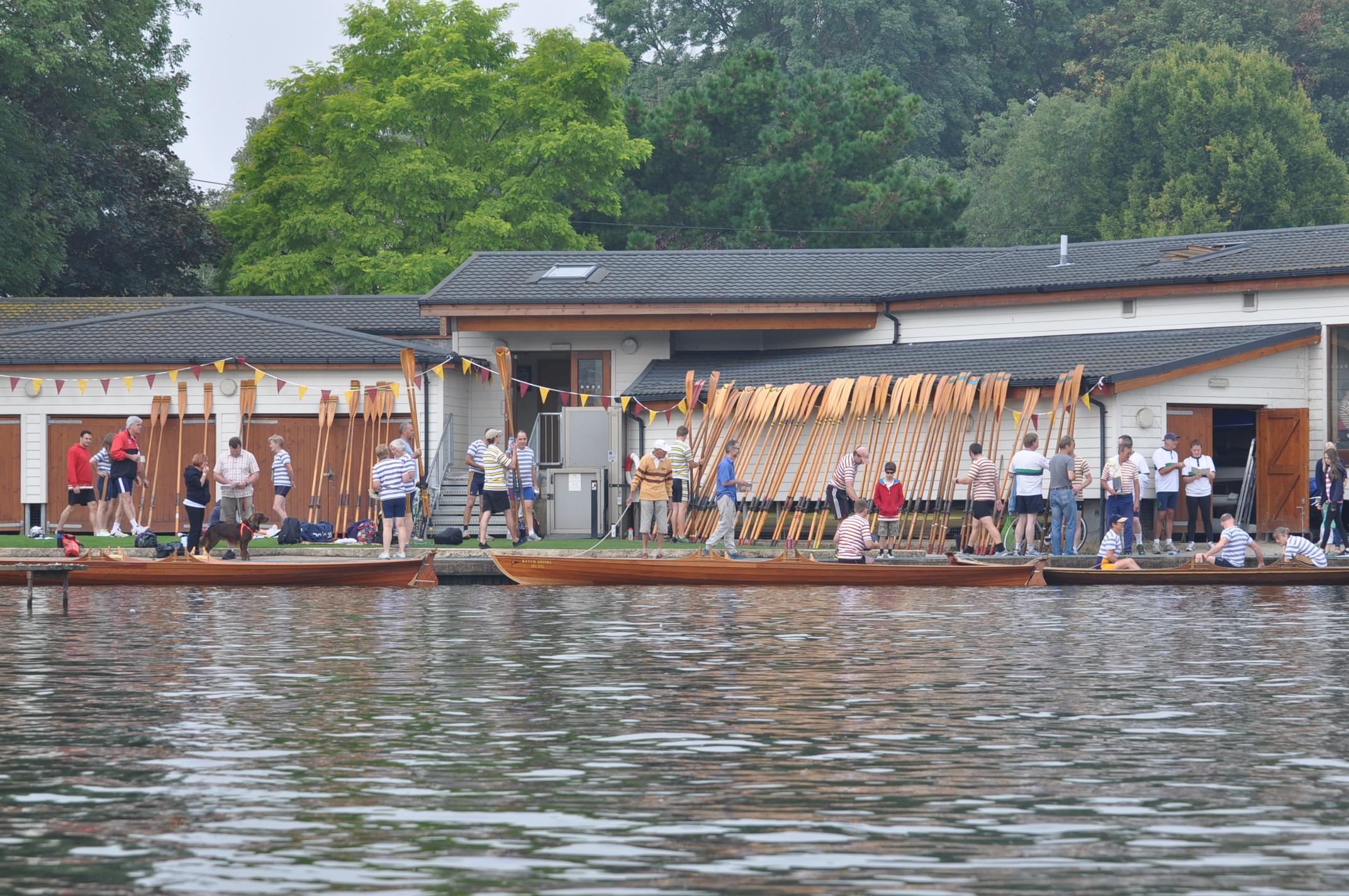 2014 The Skiff Club Regatta