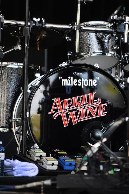 April Wines's Drum-kit
