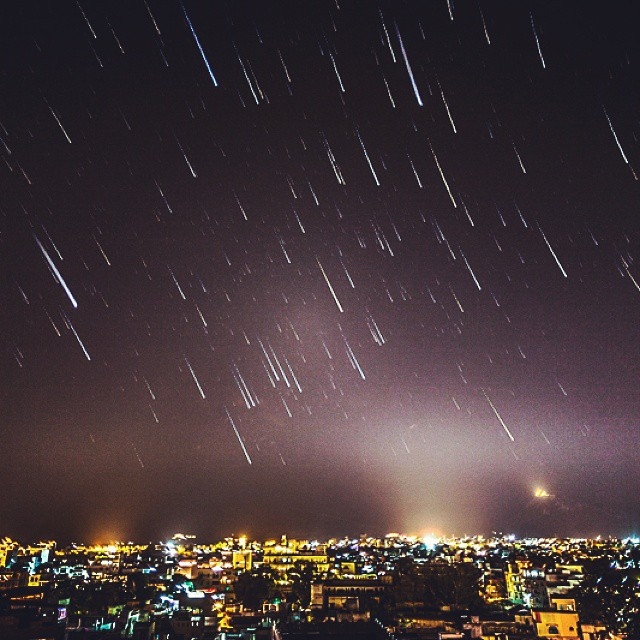 Open Your Eyes And Really See Stars >> Open Your Eyes It S Raining Stars Tonight Light Pollut Flickr