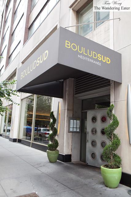 Exterior of Boulud Sud