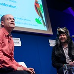 Gruff Rhys at The Edinburgh International Book Festival |