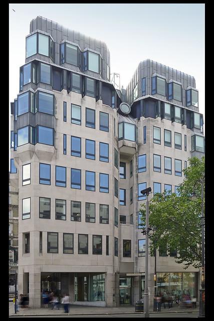 GB londen kantoorgebouw 11 strand 02 (strand)