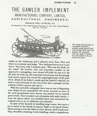 The Gawler Implement Manufacturing Company, Limited