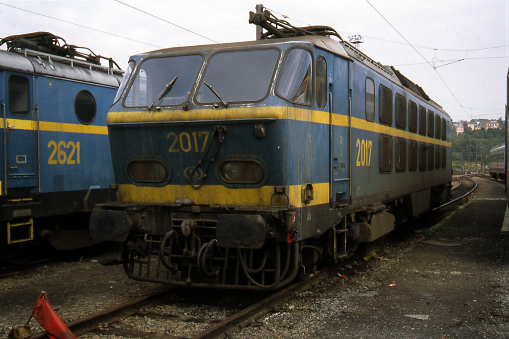 SNCB 2017 by GEORGE
